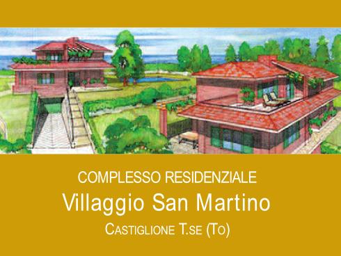 Villa in vendita a Castiglione T.se Strada San Martino