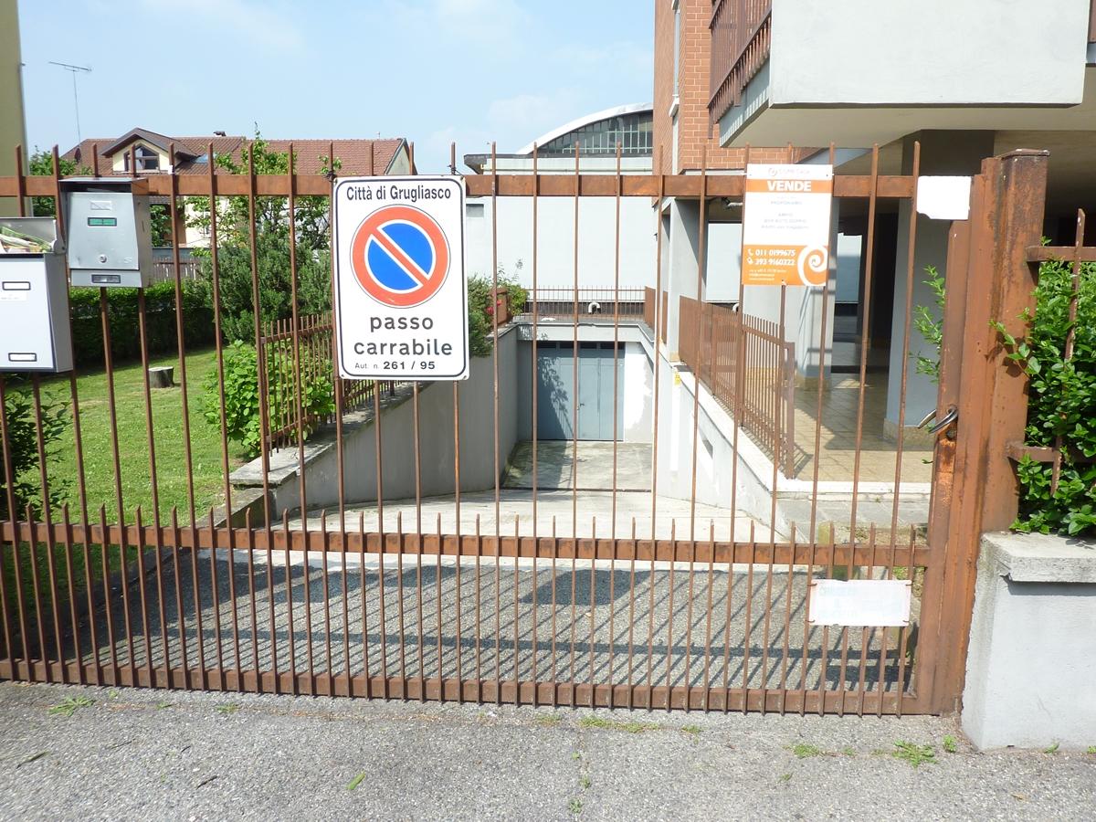Box auto – garage in vendita a Grugliasco Via Camerana