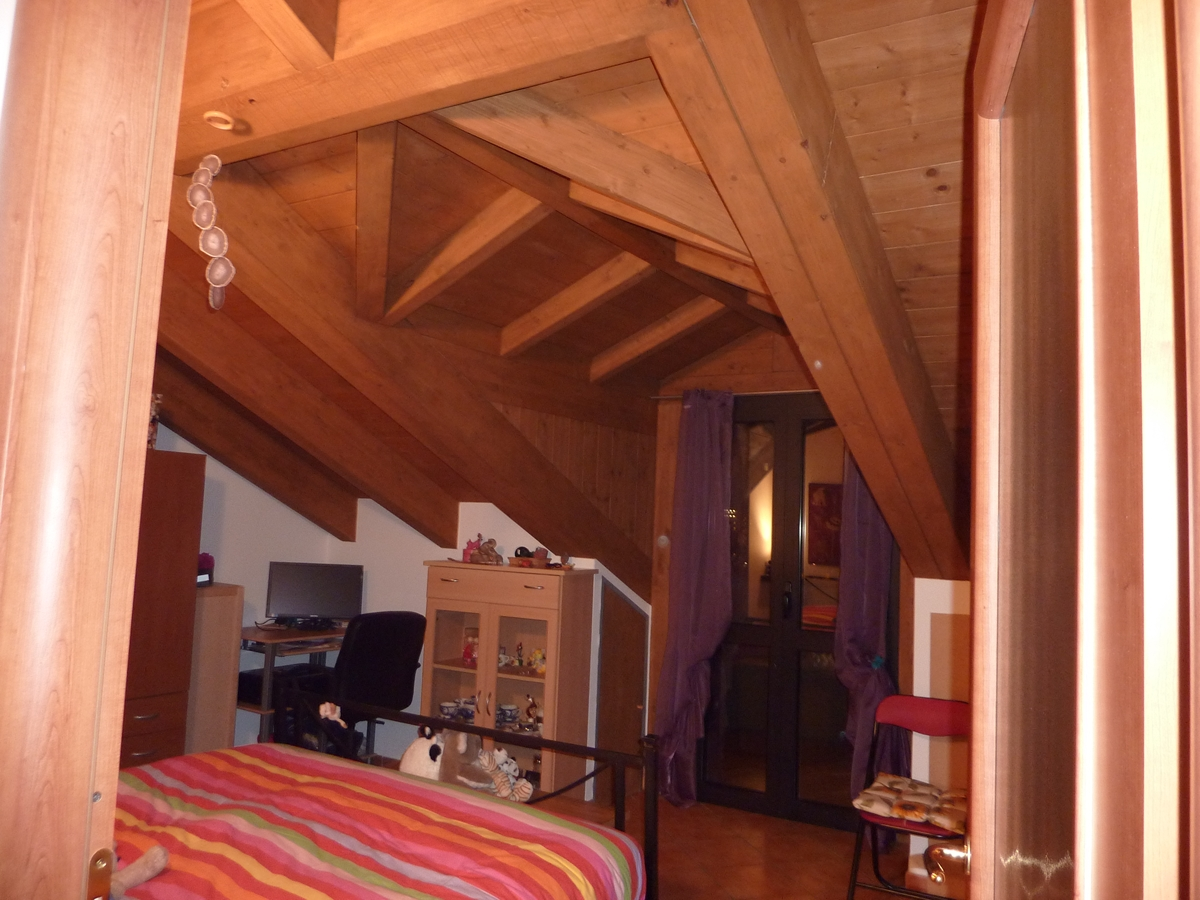 Appartamento mansardato in affitto a Torino Zona Parella Via Pietro Cossa