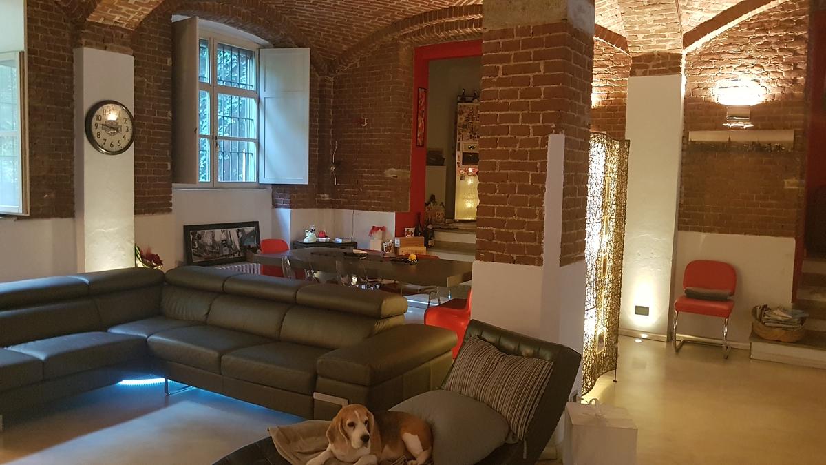 Loft in vendita a Torino Zona San Donato Via San Donato