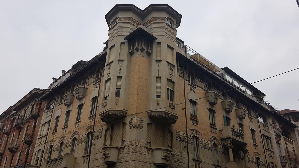 UFFICIO in affitto a TORINO ZONA CIT TURIN Via Piffetti