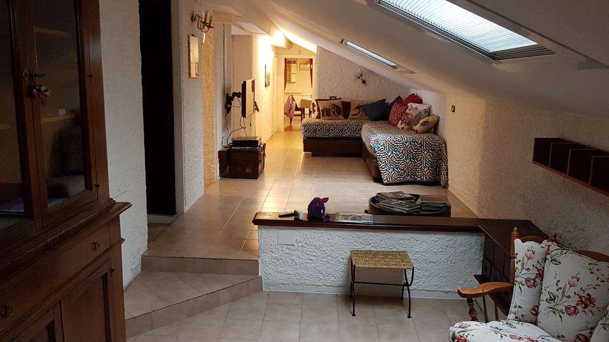 ATTICO/MANSARDA in affitto a TORINO ZONA PARELLA Via Arona