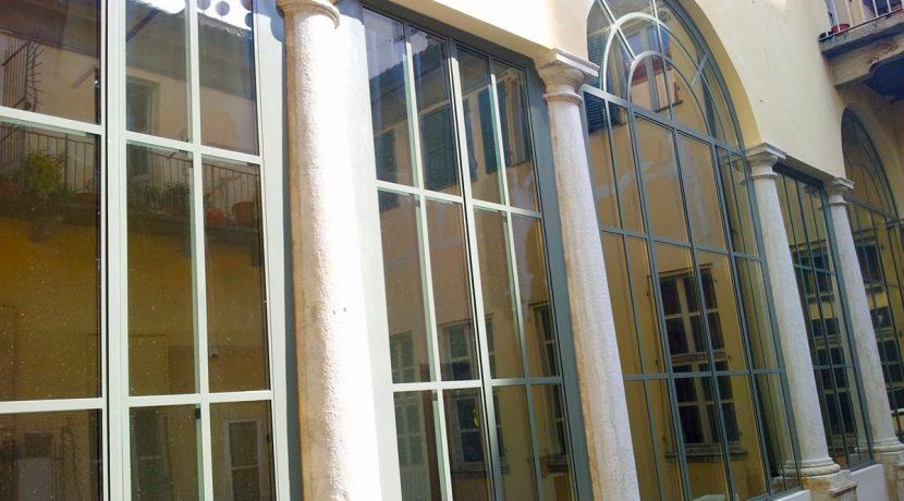 affitto-Torino-centro-stampatoriloggiato dal balconcino