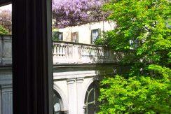 affitto-Torino-centro-stampatorivista dal salone grande